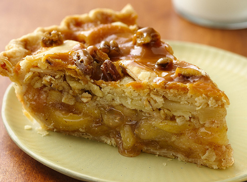 Comfort Food for the Mind, Body, and Soul: CARAMEL APPLE PIE > The New ...