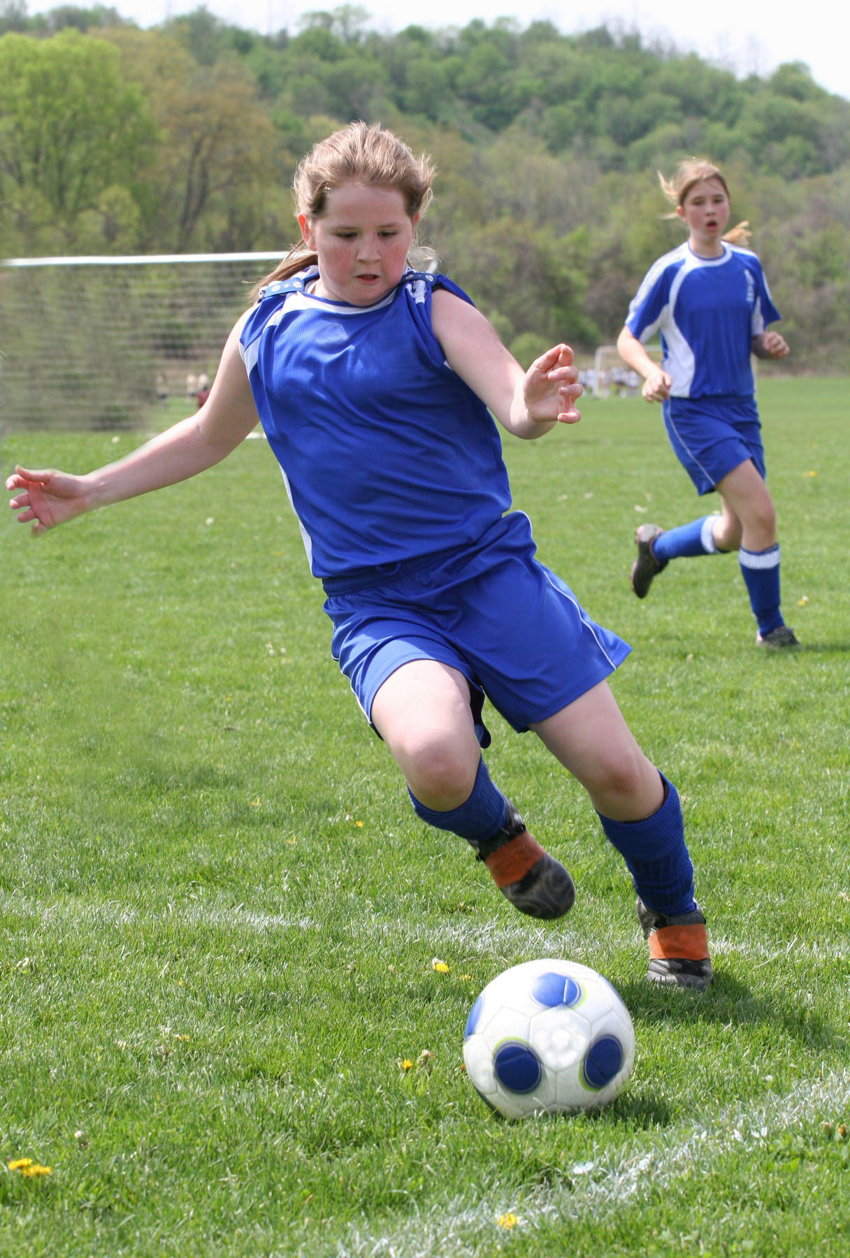 Don't let heel pain slow down your soccer players