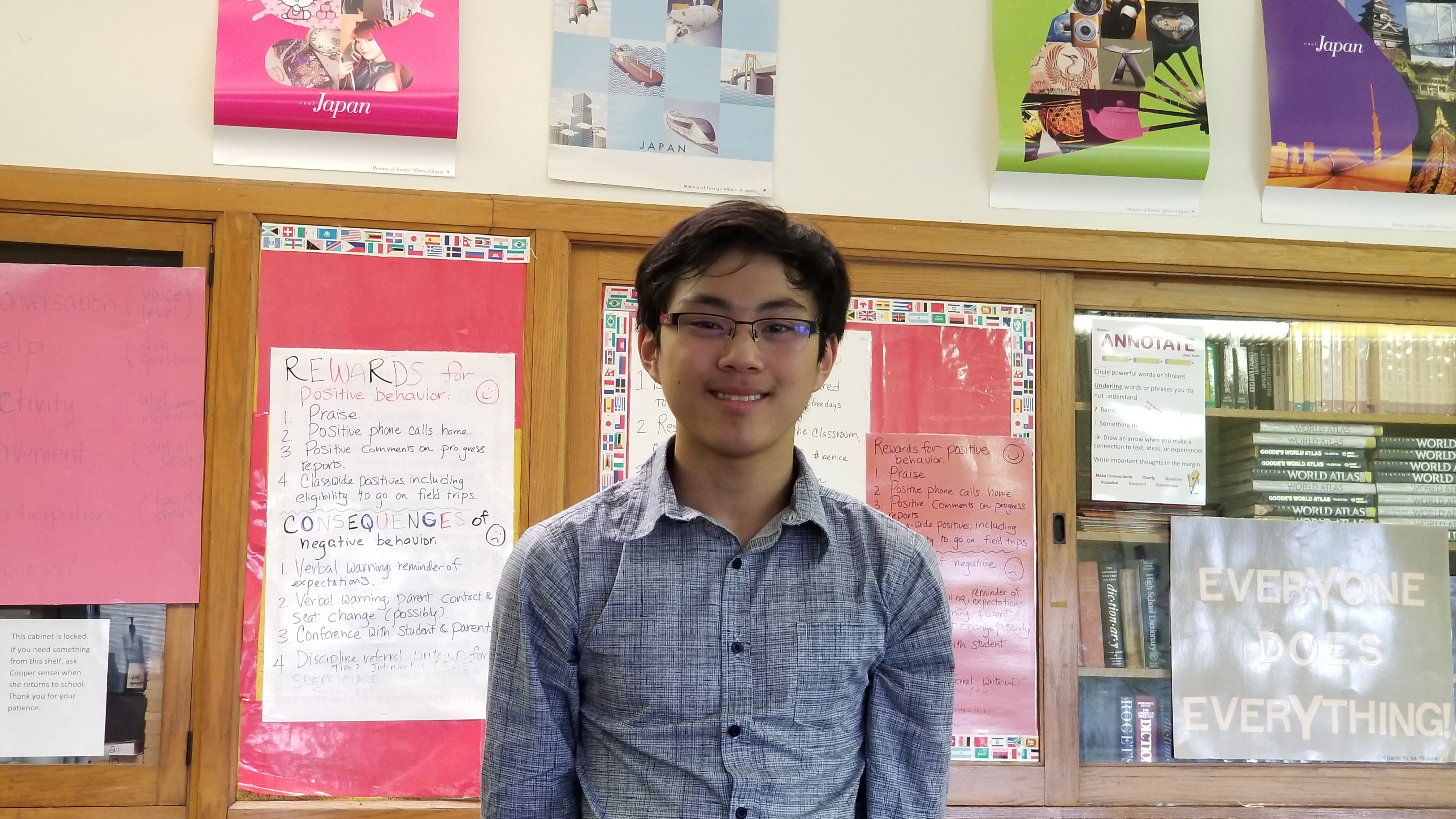 The new citizens press tncp lansing michigan news tncp jw sexton freshman colin janak is one of twenty three students selected for the kakehashi project in japan fandeluxe Gallery