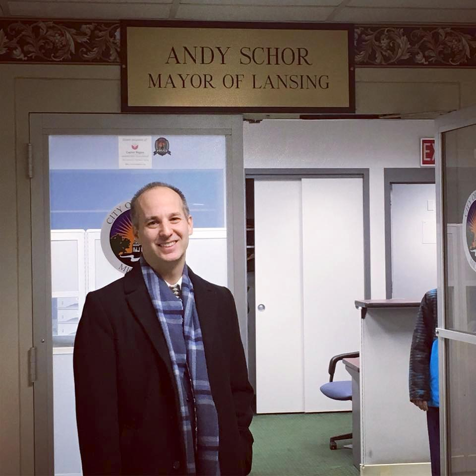 The New Citizens Press Tncp Lansing Michigan News Andrew Smith Bermuda Shorts Cokelat 33 A Message From Mayor Andy Schor